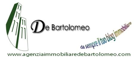 de bartolomeo immobiliare blog logo